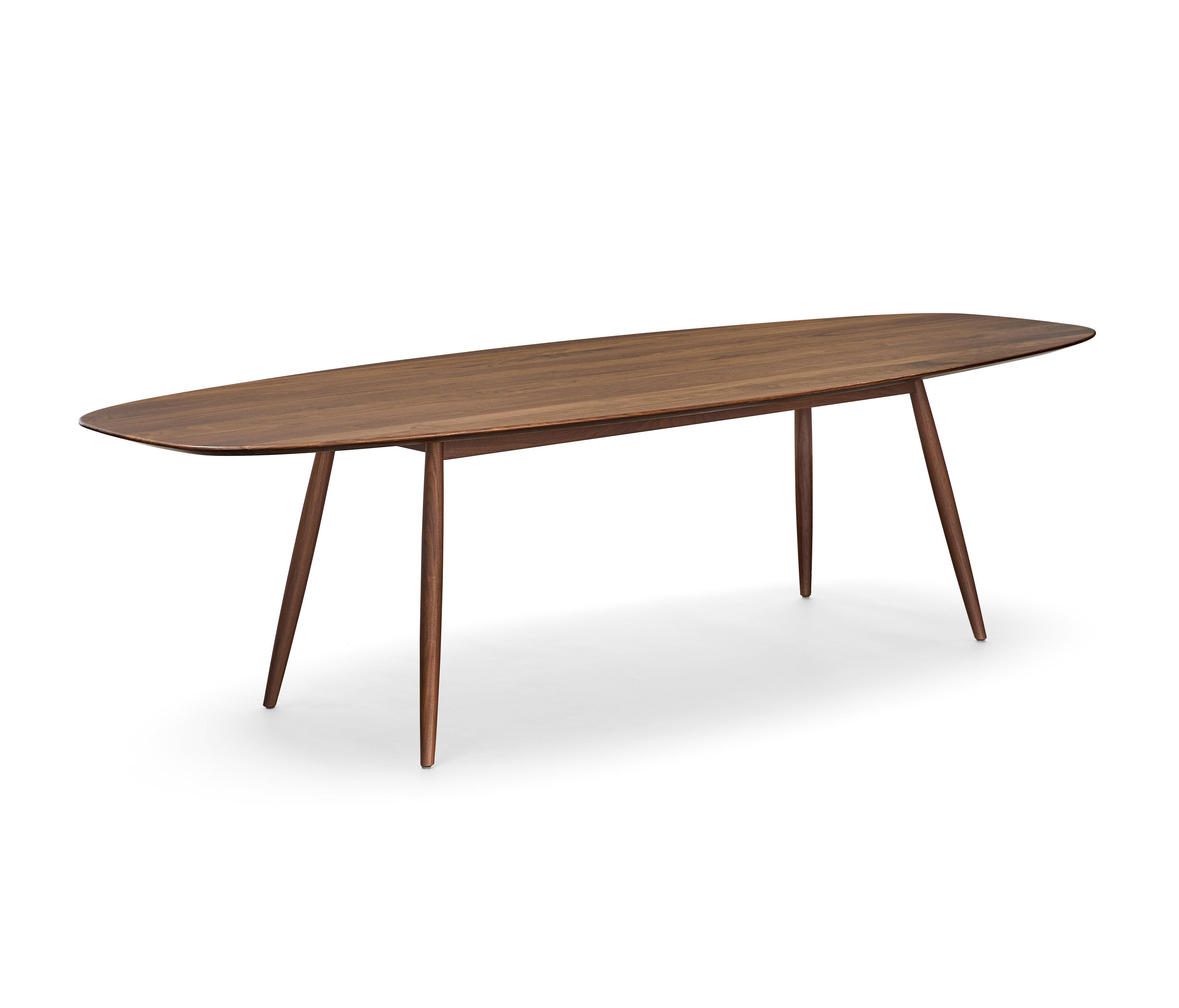 DINING TABLES WITH BOAT SHAPED TOP High quality designer DINING