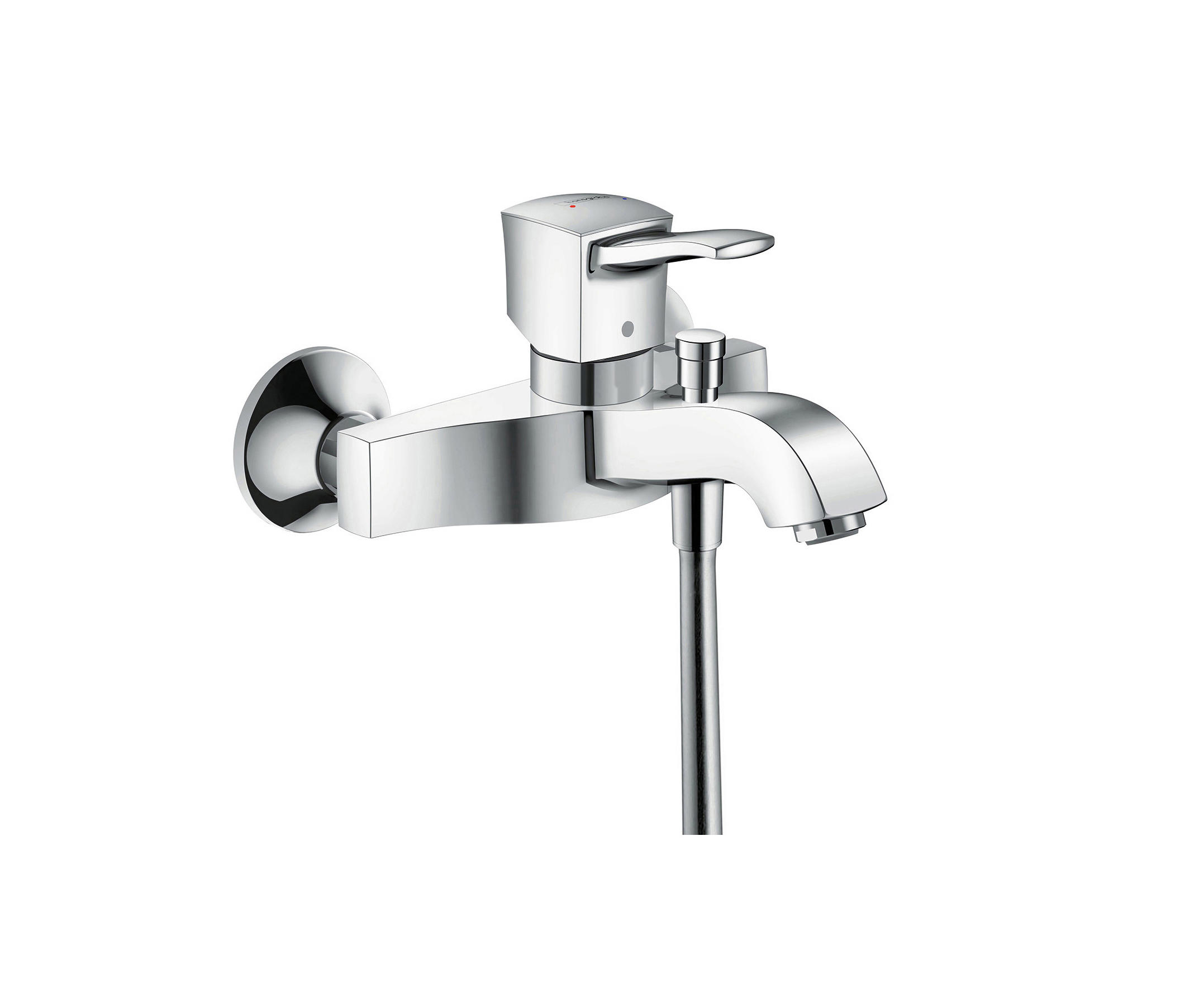 Hansgrohe metropol classic single lever bath mixer for for Hansgrohe metropol