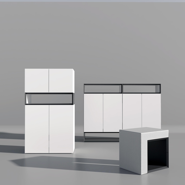 masterbox design sideboard fl gelt ren schr nke von inwerk architonic. Black Bedroom Furniture Sets. Home Design Ideas