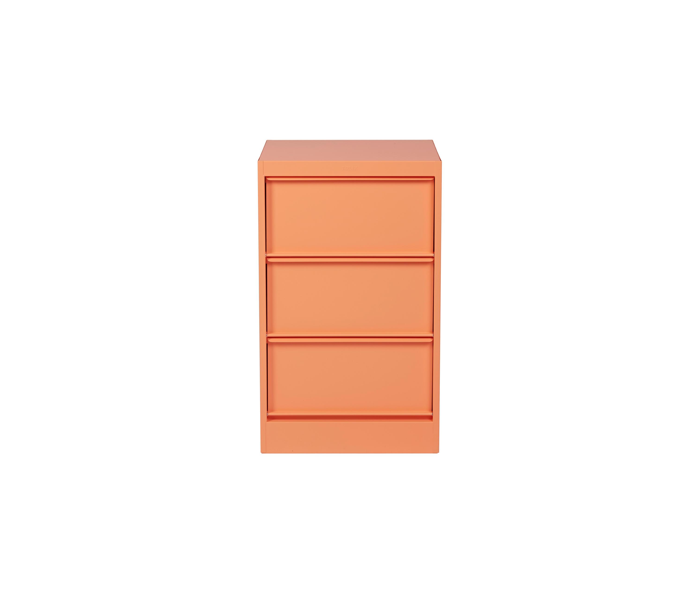 classeur clapets cc3 caissons bureau de tolix architonic. Black Bedroom Furniture Sets. Home Design Ideas