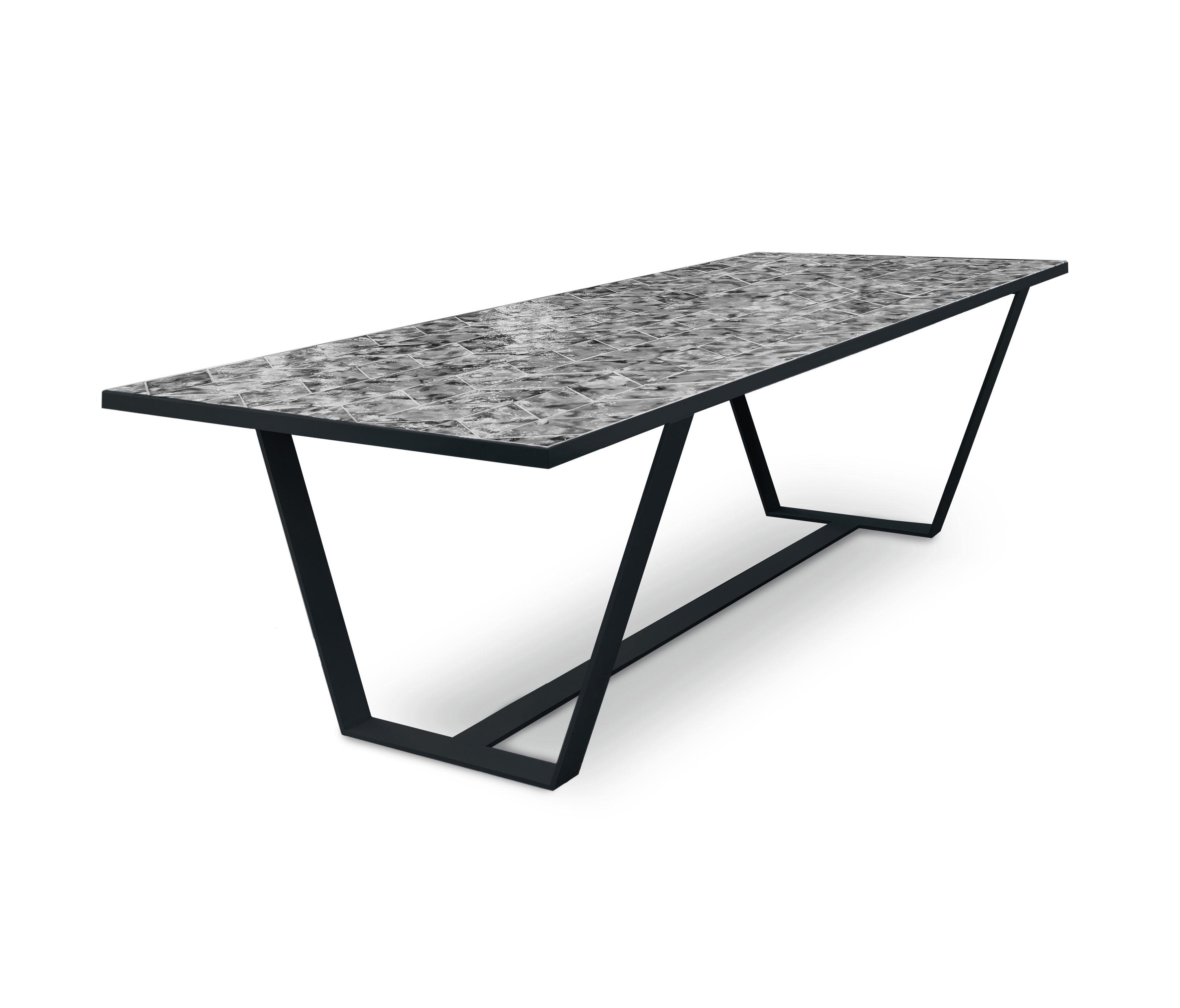 Baker Island Table By Villevenete | Dining Tables