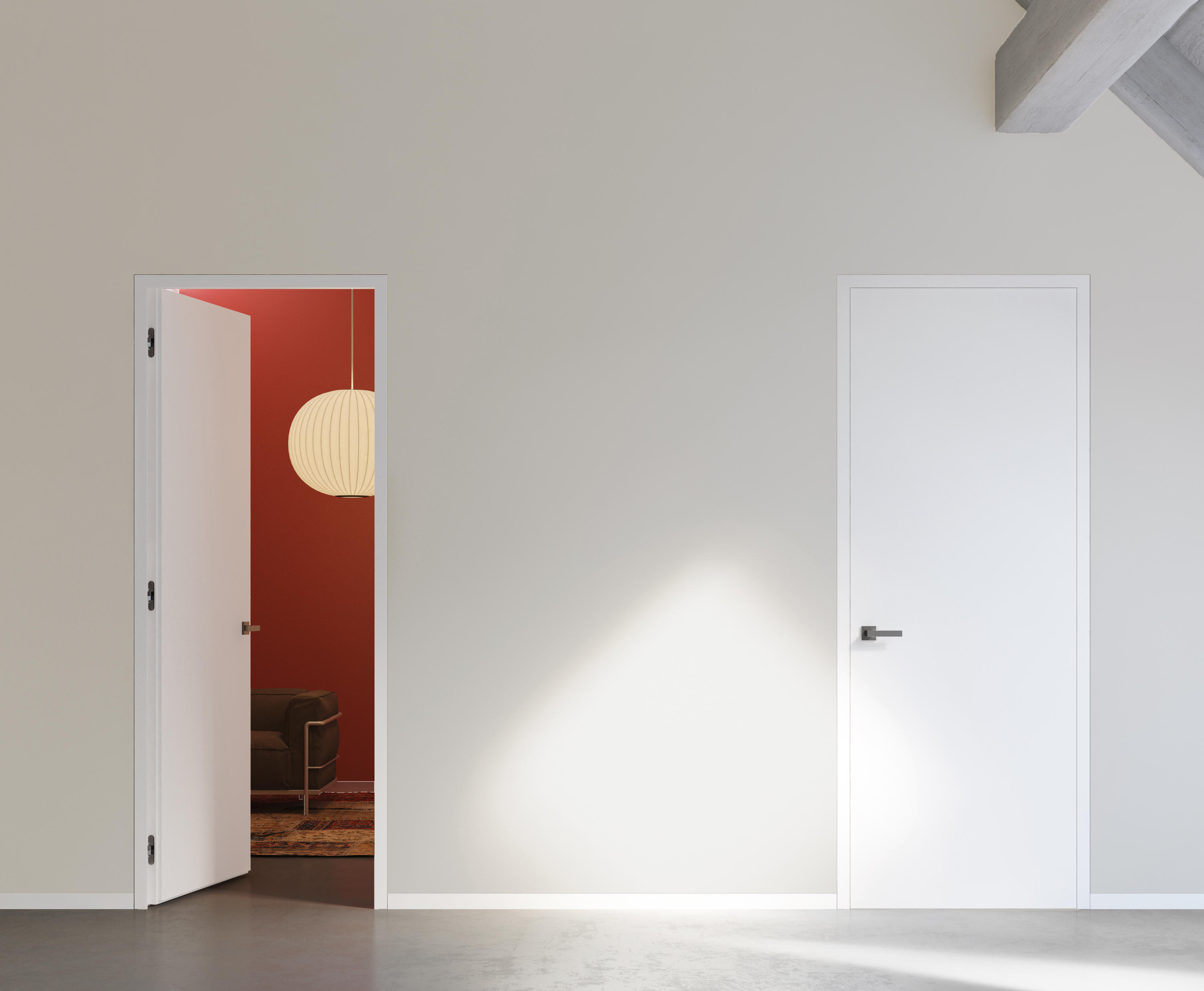 Shodo Battente Internal Doors From Eclisse Architonic