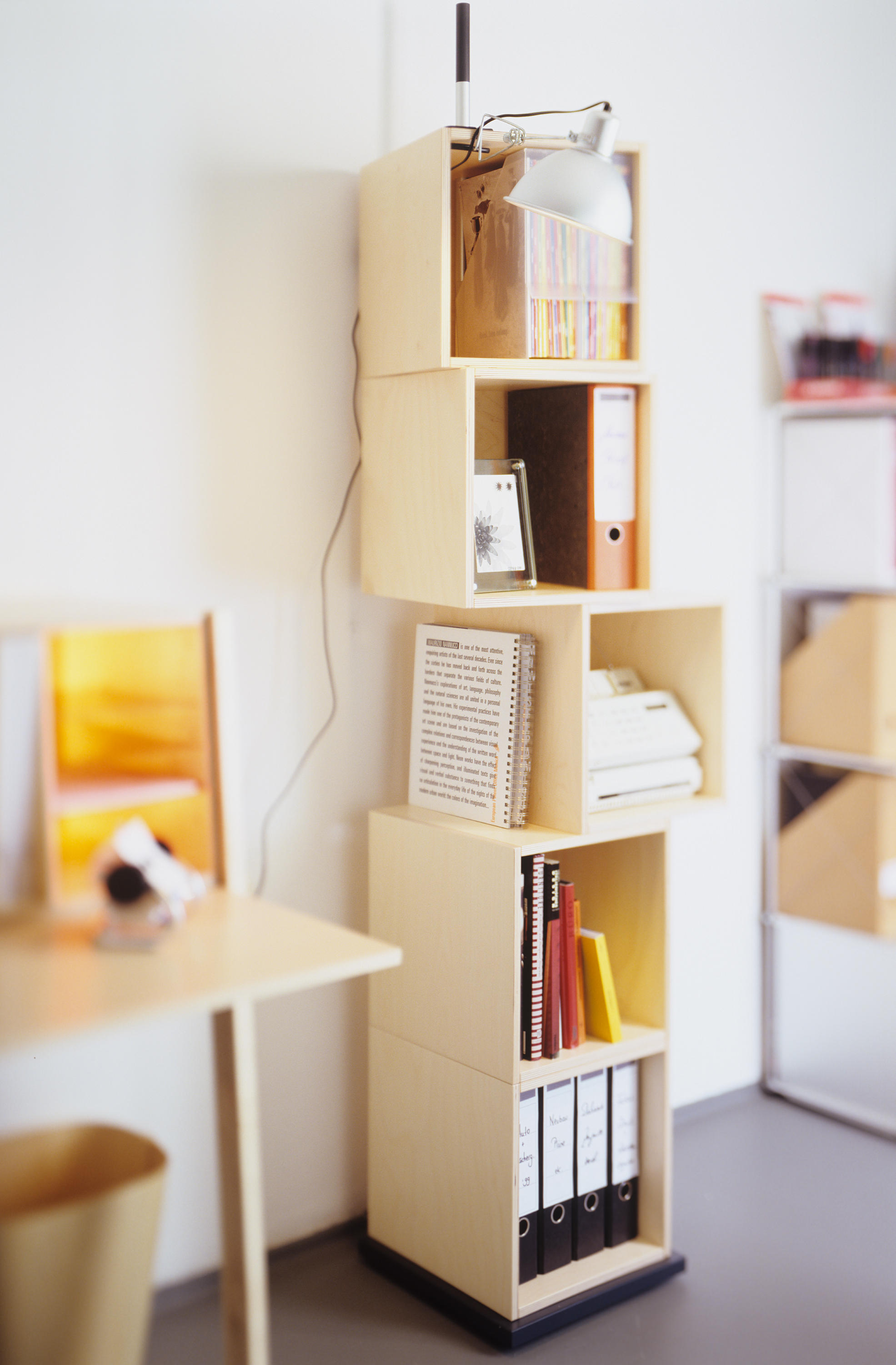 Freiraum Starnberg magical boxes single shelving from freiraum architonic