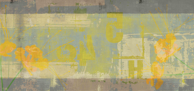 GRUNGE | FLOWER POWER - Wall art / Murals from N.O.W. Edizioni ...