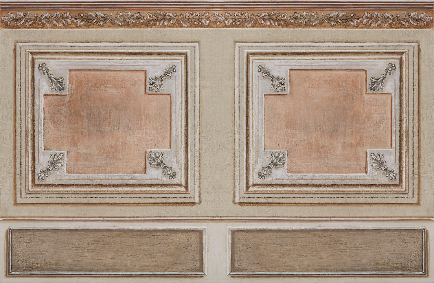 BOISERIE RIGOROSA - Wall coverings / wallpapers from WallPepper ...