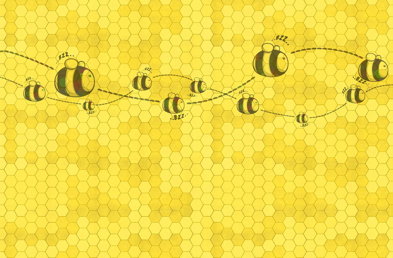 wallpaper aesthetic honey cikimm
