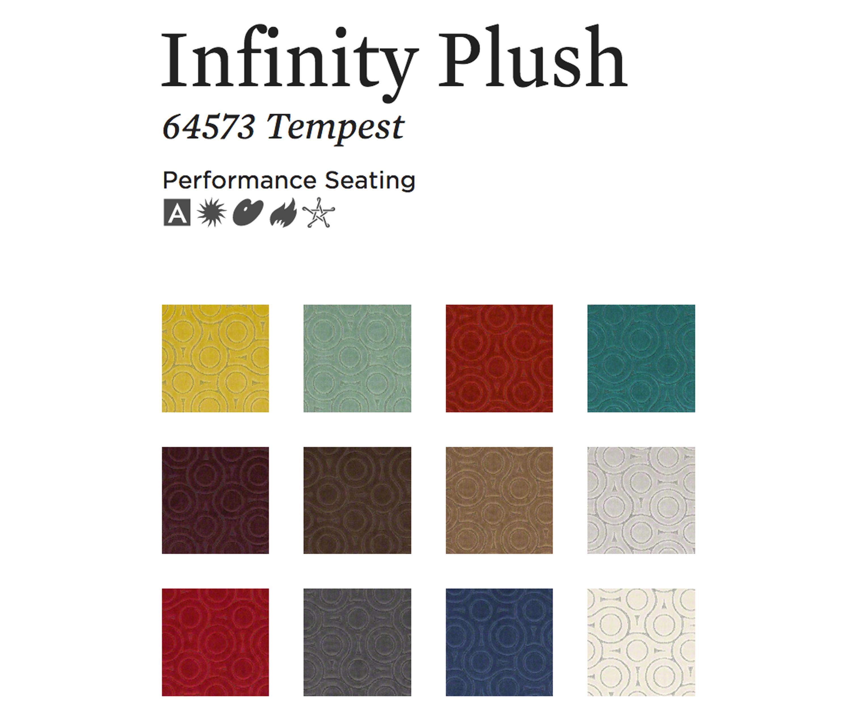 INFINITY PLUSH - Upholstery fabrics from CF Stinson | Architonic