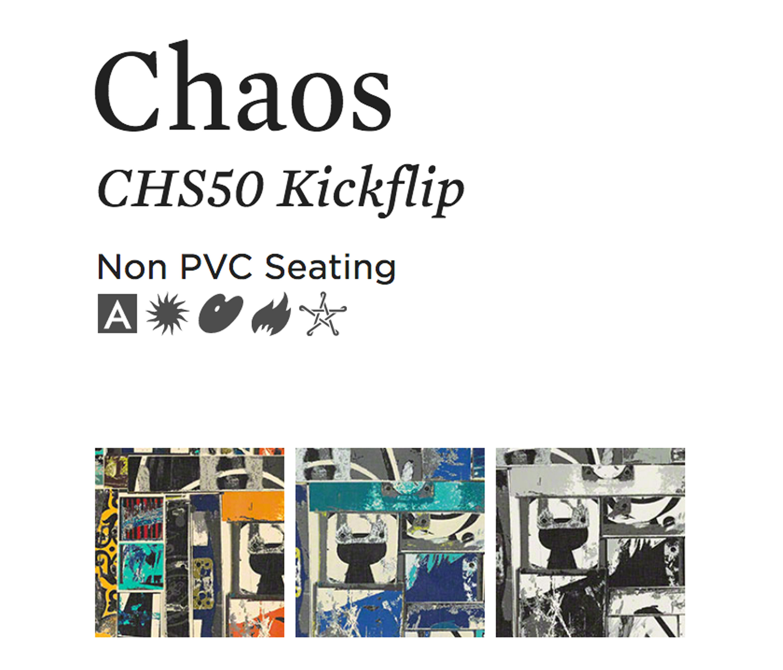 Chaos Upholstery Fabrics From Cf Stinson Architonic