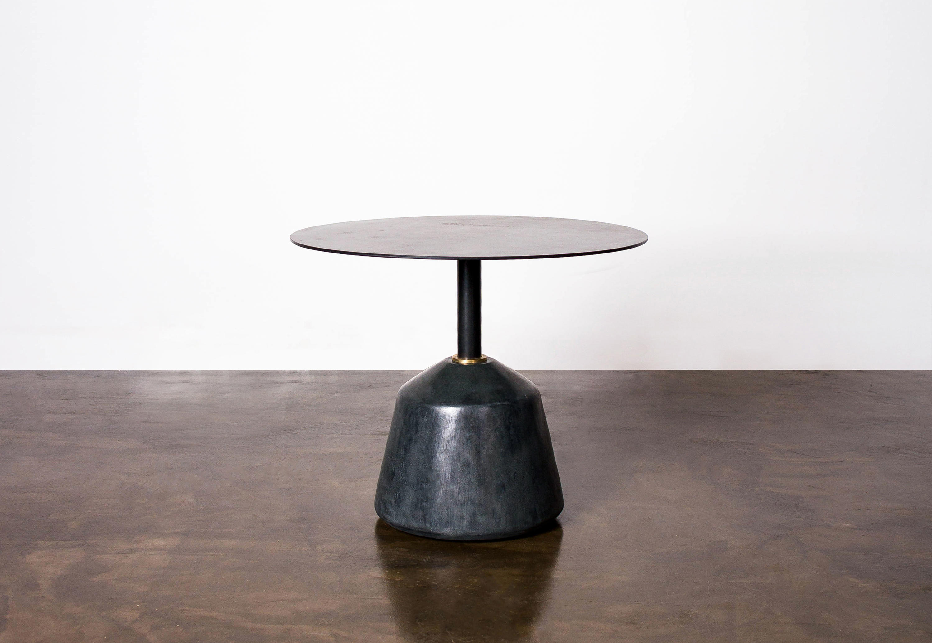 Exeter Side Table Low By District Eight | Side Tables