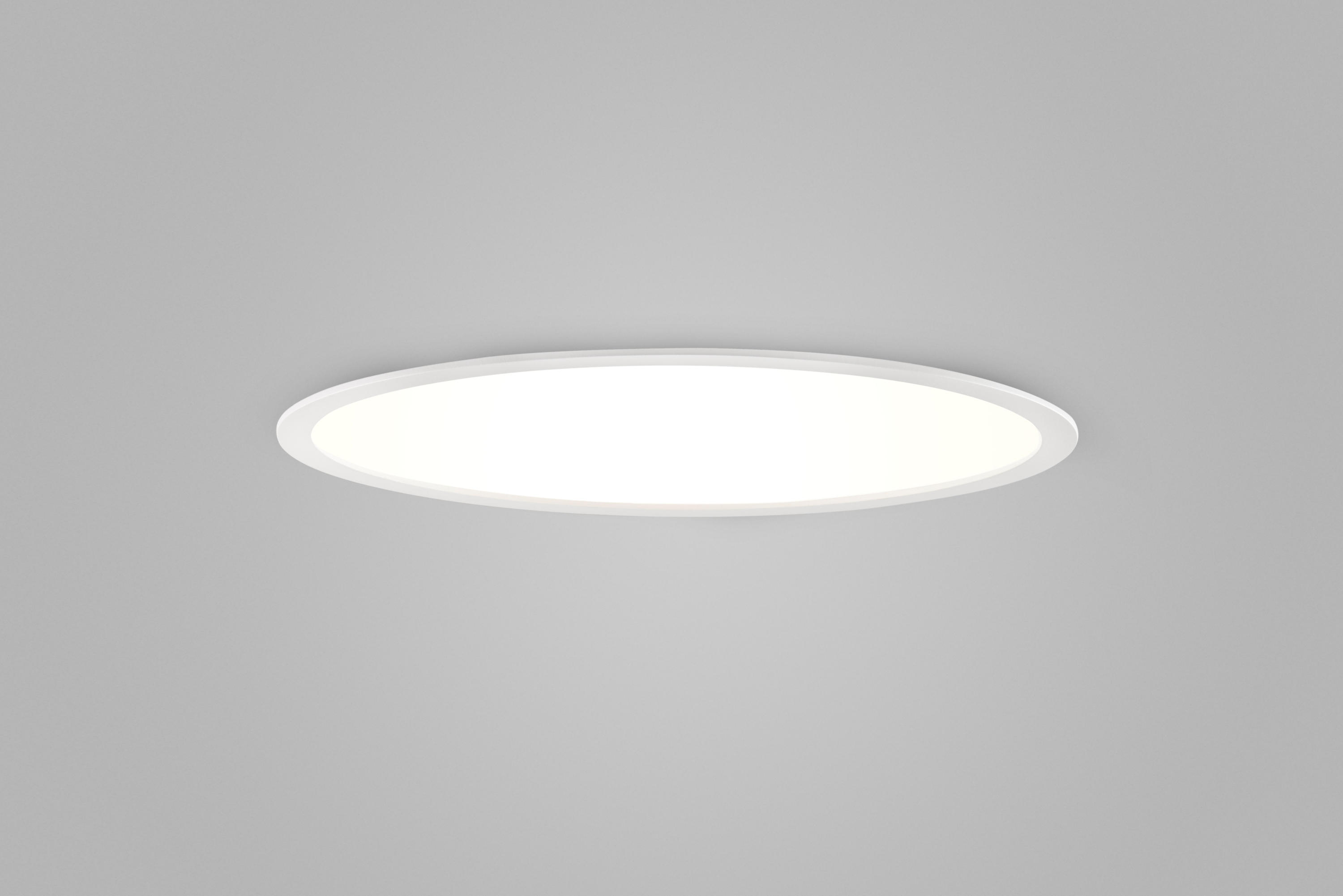 Sky white recessed ceiling lights from light point architonic