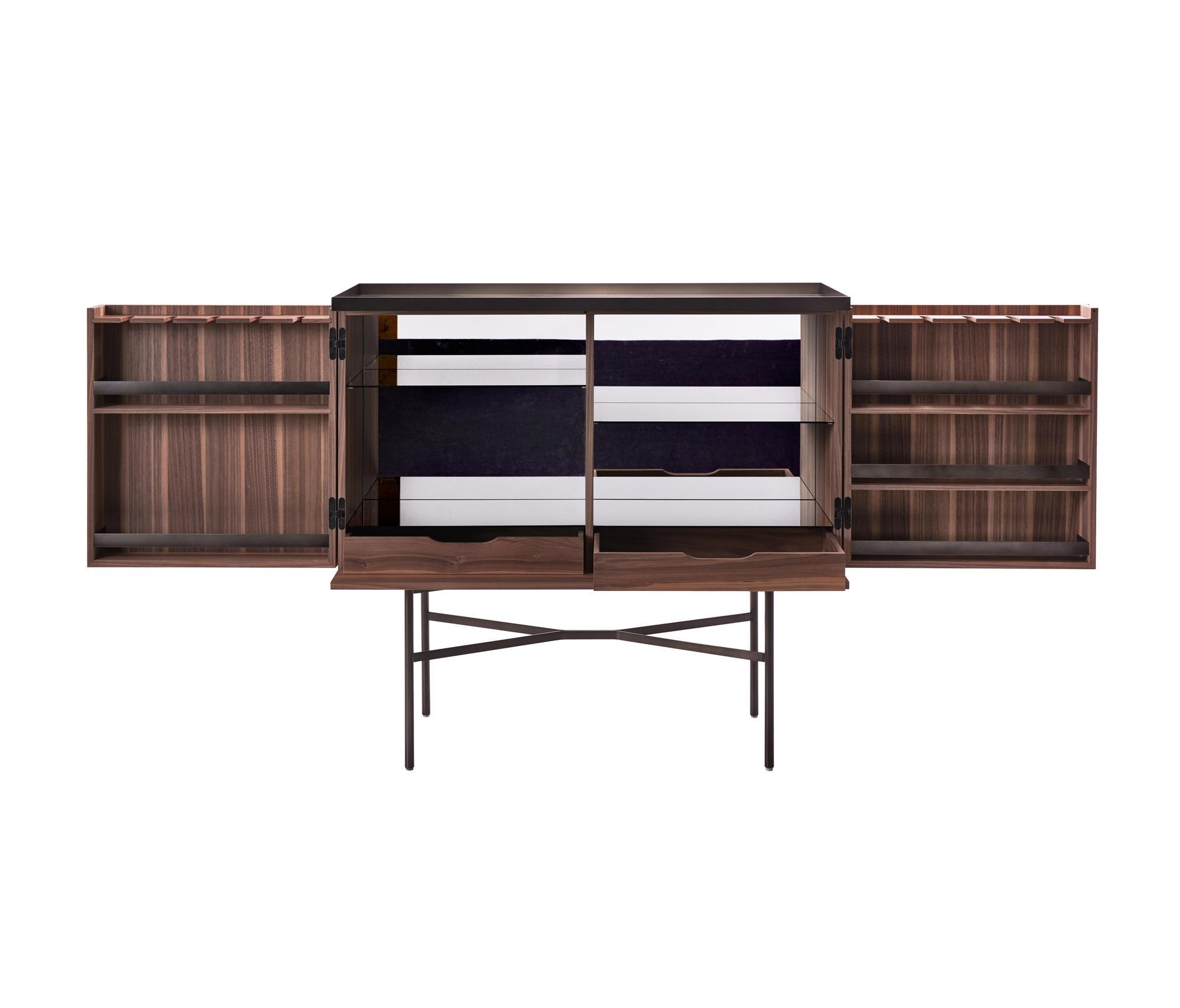 harri barschrank barschr nke hausbars von more. Black Bedroom Furniture Sets. Home Design Ideas
