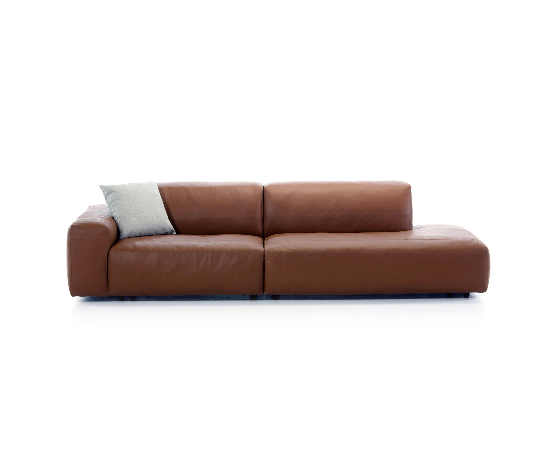 Cloud Sofa Leather By Prostoria Sofas