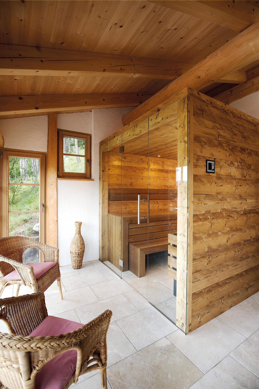 SPRUCE OUTDOOR SAUNA Saunas from DEISL SAUNA WELLNESS Architonic