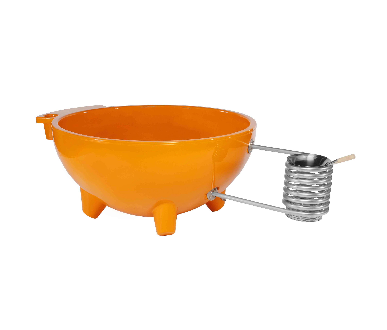 dutchtub original orange baignoires d 39 ext rieur de. Black Bedroom Furniture Sets. Home Design Ideas