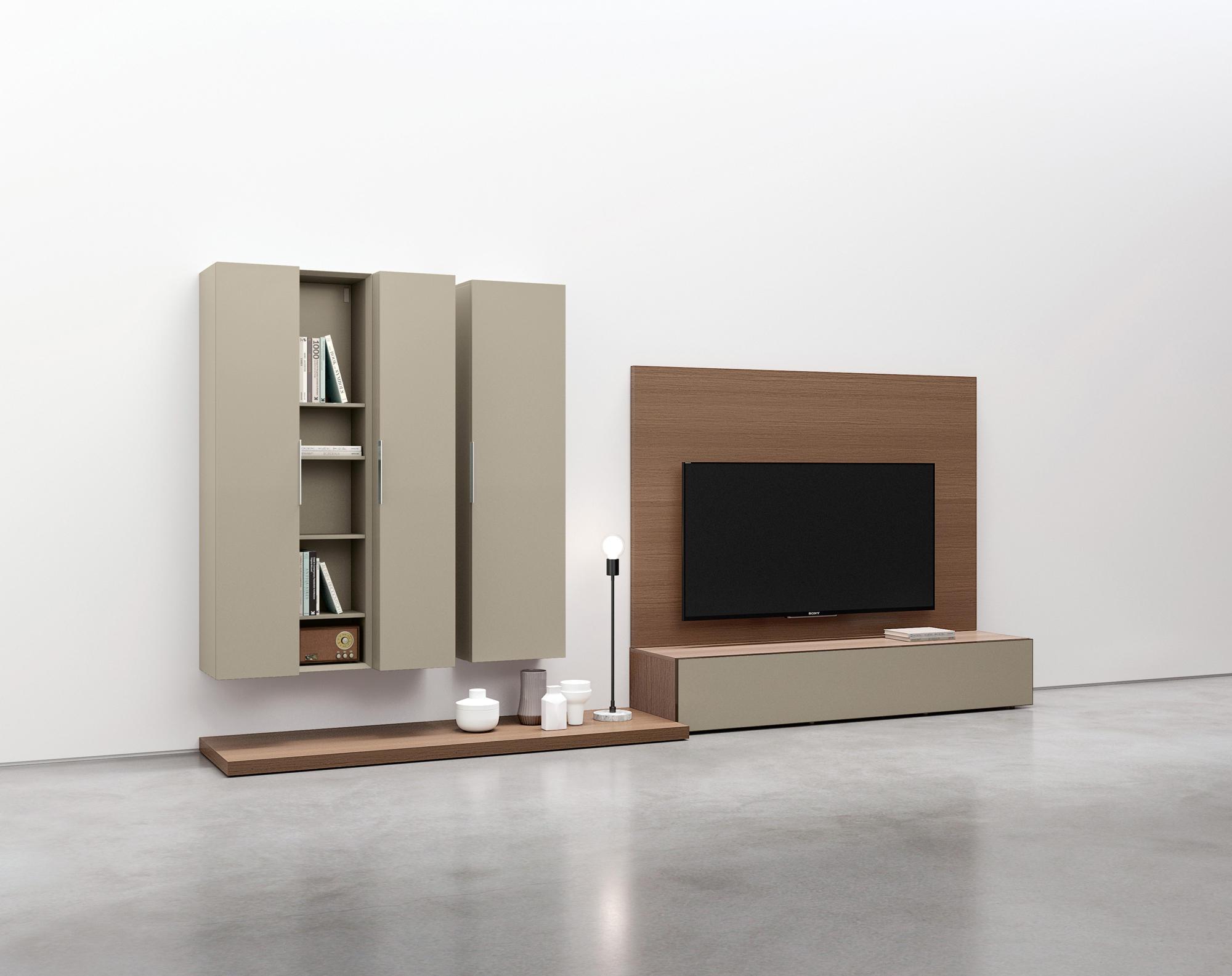 Spazio pregiate spazio di design architonic for Mobili di marca