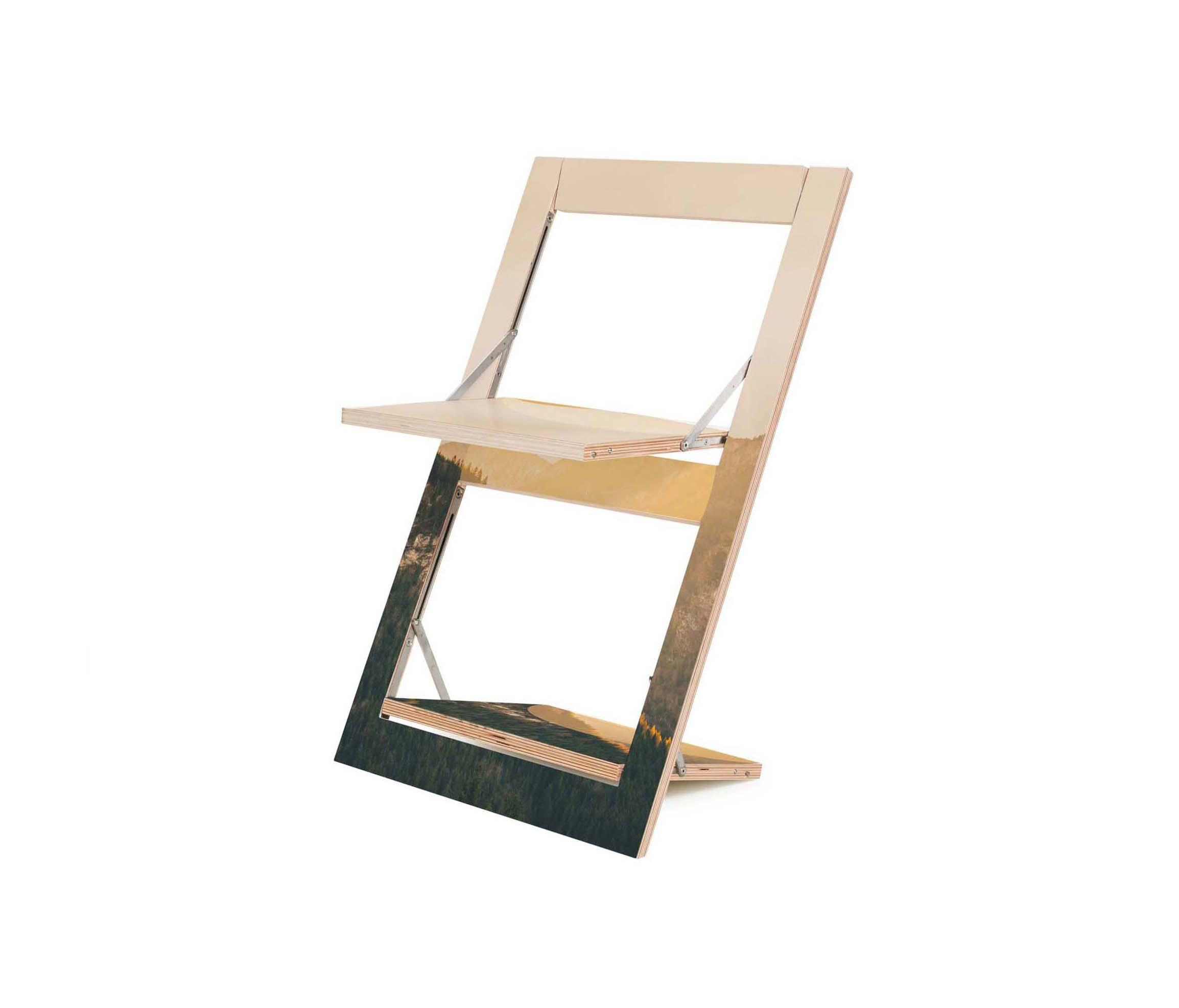 Fläpps Folding Chair Alps By Joe Mania Ambivalenz Chairs