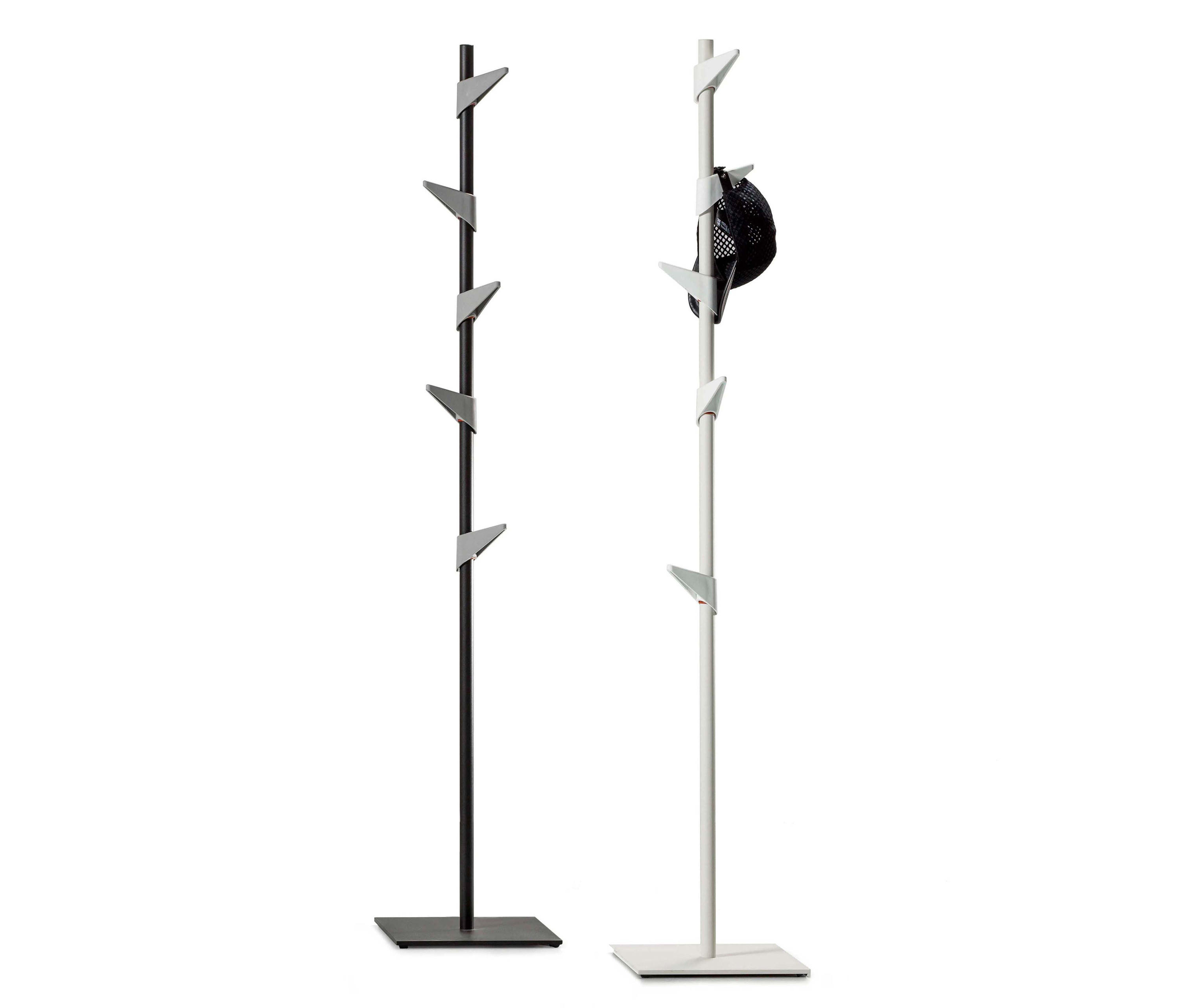 Bamboo Steel coat stand | Architonic