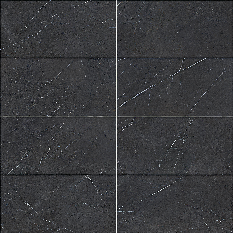 Arte Marmo Black Ceramic Tiles From Terratinta Group Architonic