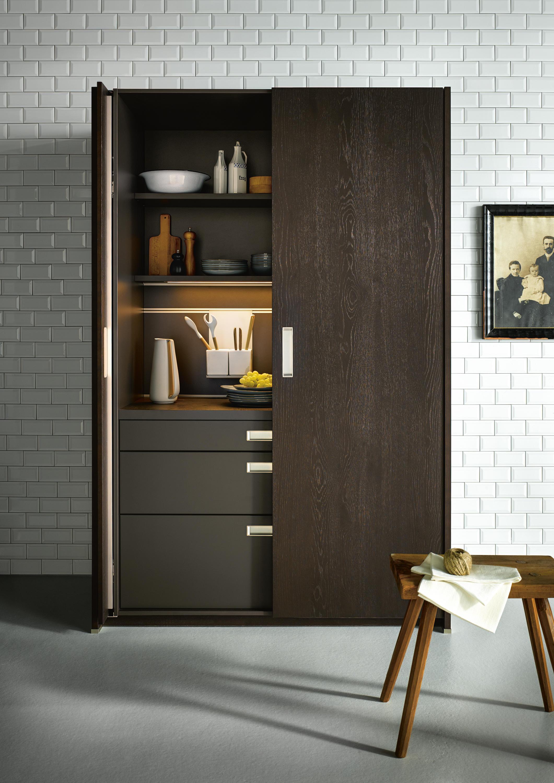 nx 902 glas matt platin metallic einbauk chen von. Black Bedroom Furniture Sets. Home Design Ideas