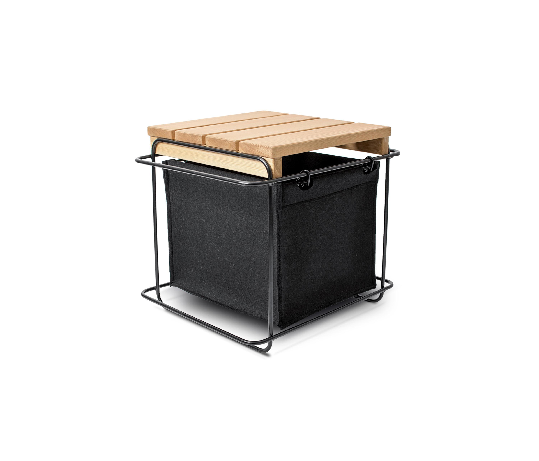 Outstanding Grit Black Stool Designer Furniture Architonic Inzonedesignstudio Interior Chair Design Inzonedesignstudiocom