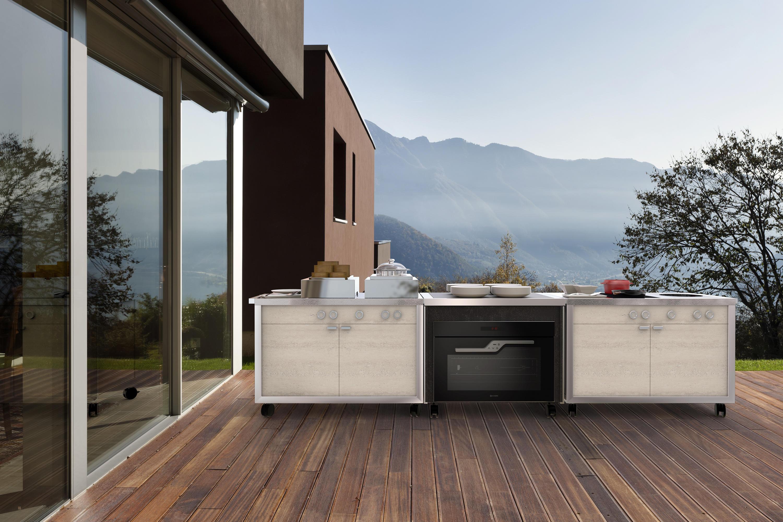 Kit Cucine Componibili.Glass Steamer Kit Cucine Componibili La Tavola Architonic