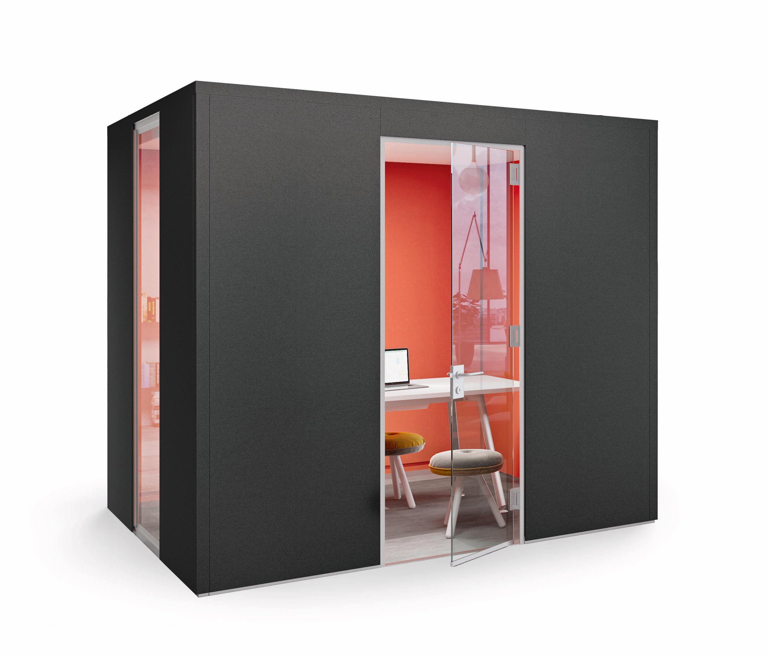 Insidecube Office Pods Von Königneurath Architonic