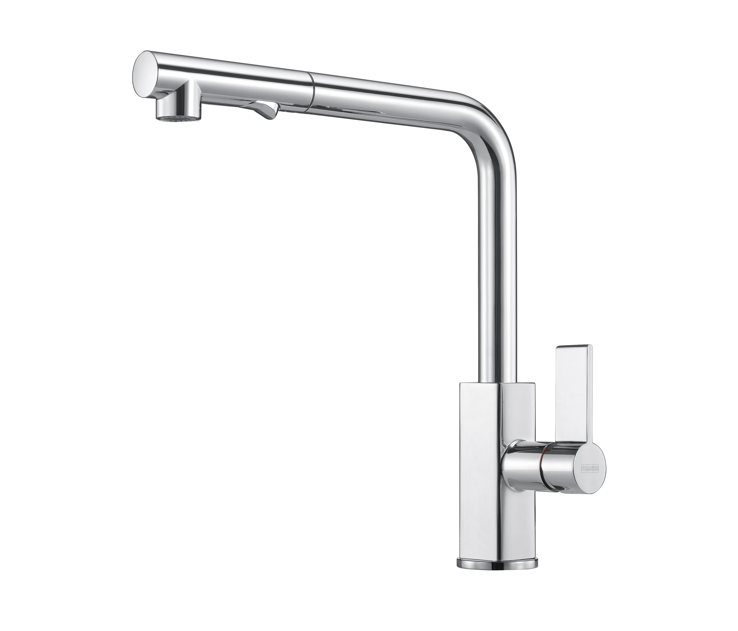 MARIS TAP PULL OUT L VERSION CHROME - Rubinetterie cucina Franke ...