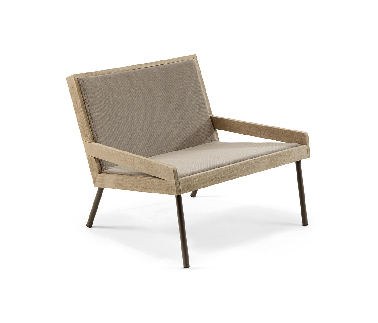 Charming Urban Arm Chair #24 - Allaperto Urban Lounge Armchair By Ethimo | Garden Armchairs