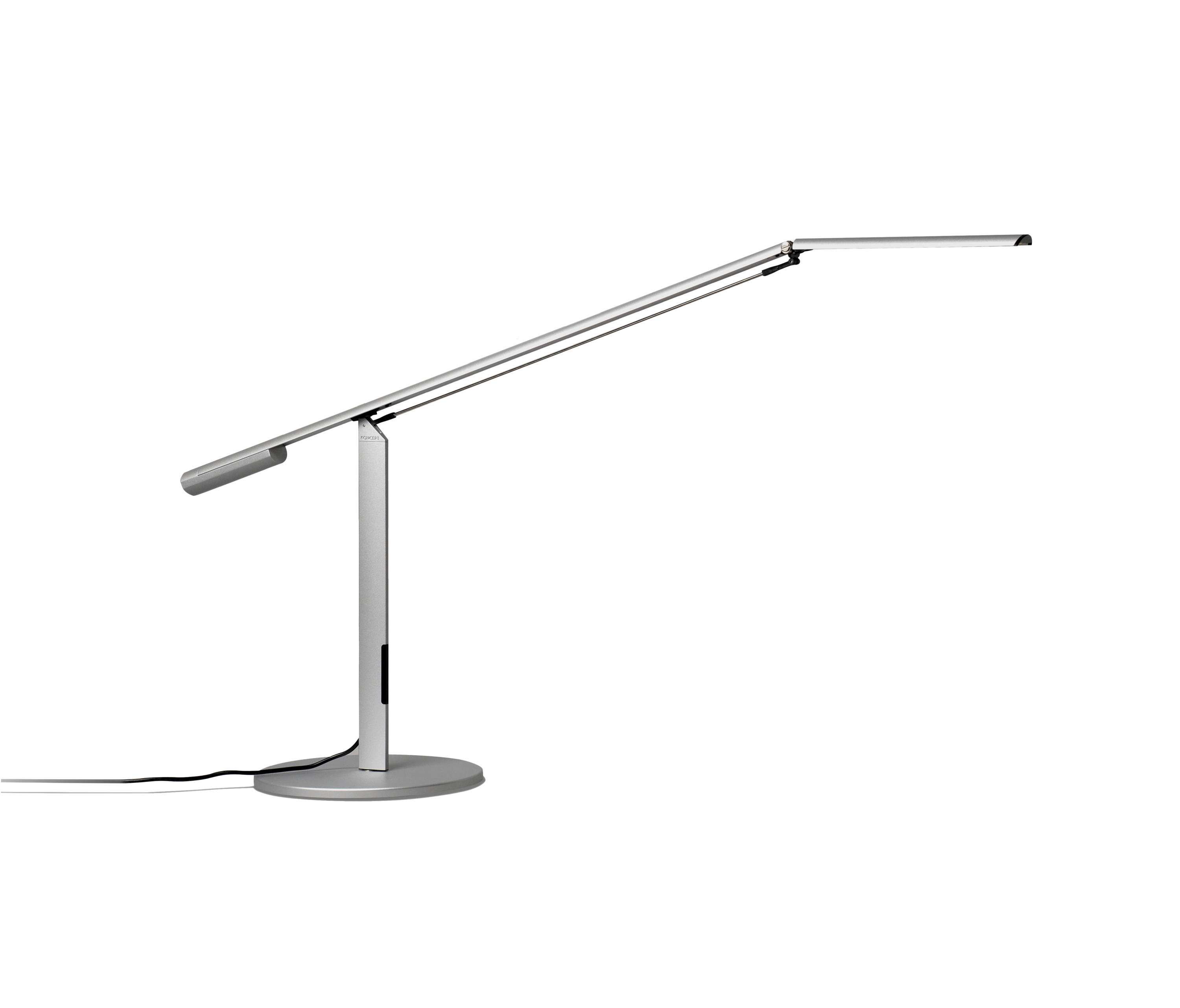 Table Koncept Equo Silver Lamp Desk De Led Luminaires DIeWH9Eb2Y