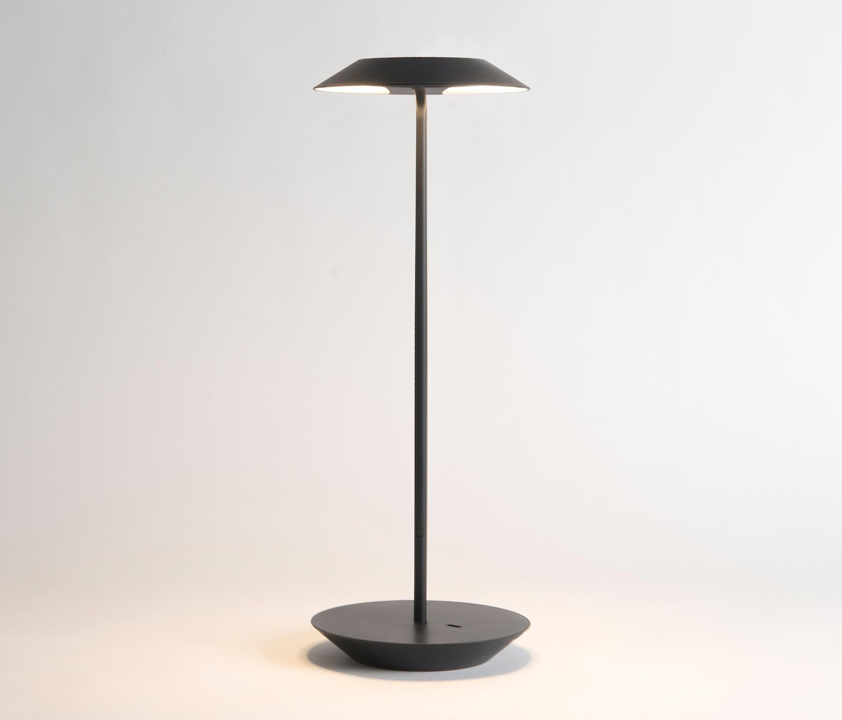 Royyo desk lamp matte black body matte black base plate royyo desk lamp matte black body matte black base plate de koncept iluminacin aloadofball Image collections