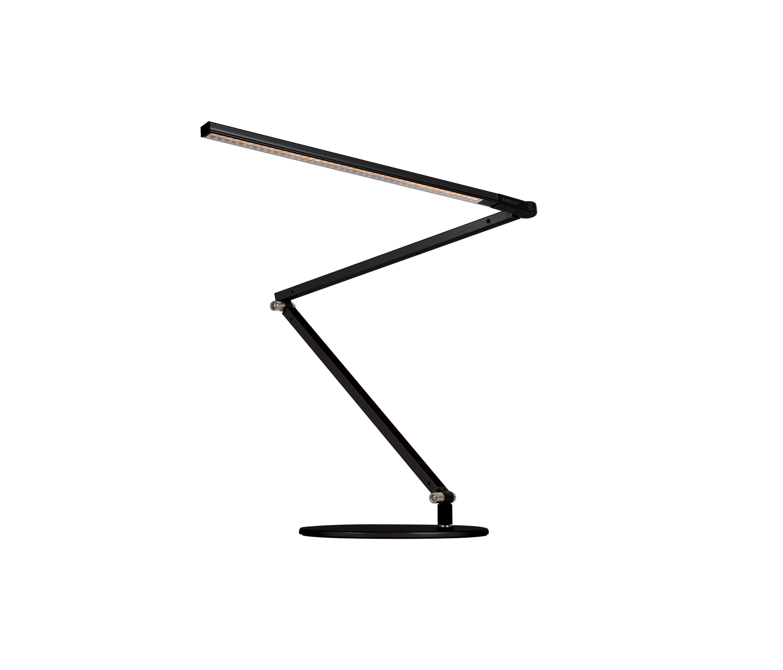 Z bar led desk lamp metallic black iluminacin general de z bar led desk lamp metallic black de koncept iluminacin general aloadofball Image collections