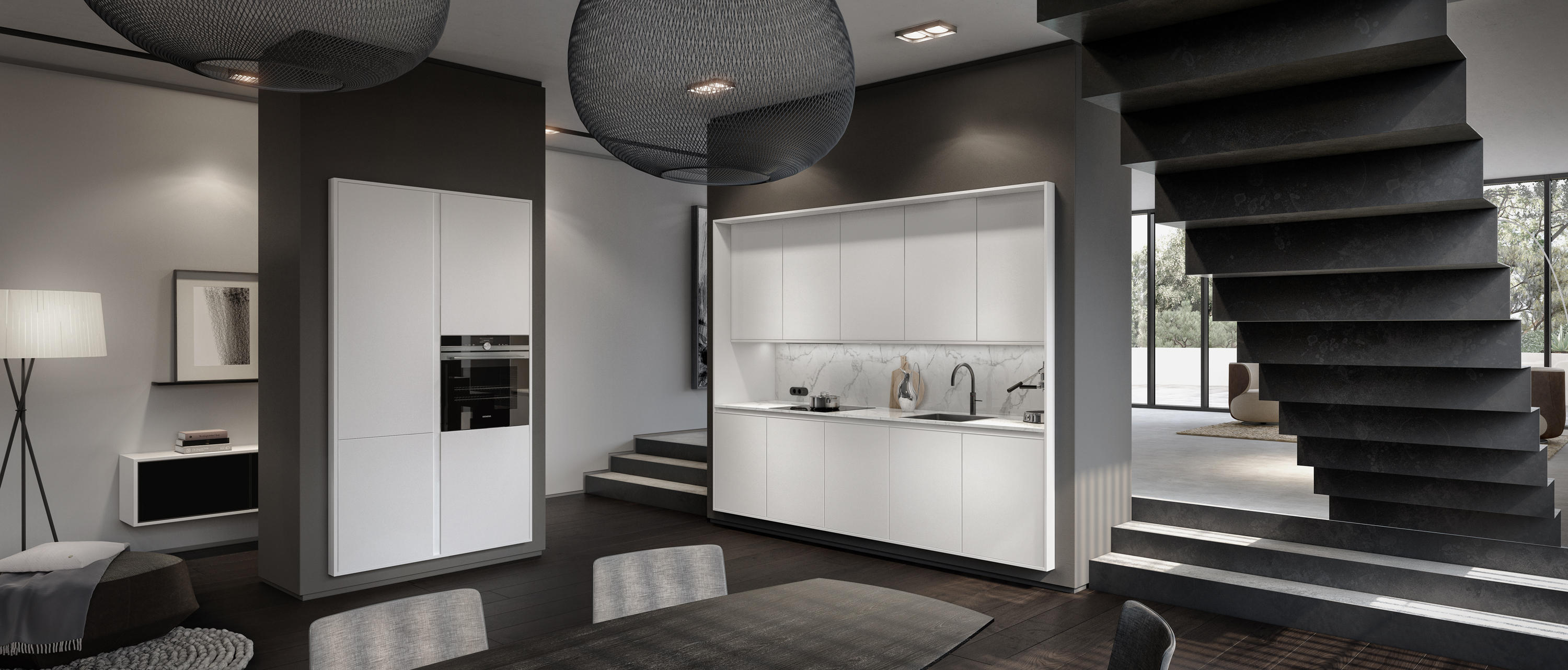 Pure Collection Fitted Kitchens From Siematic Architonic