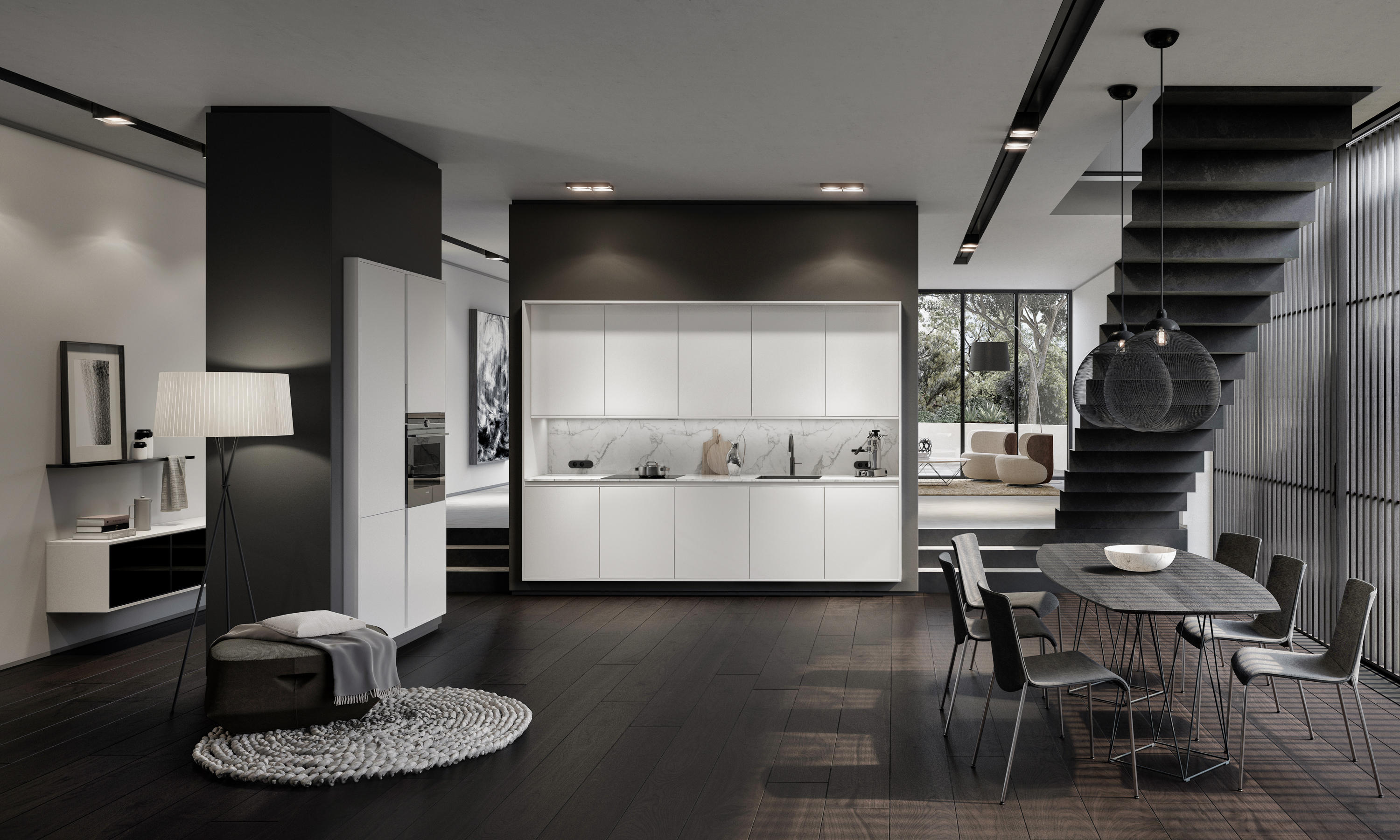 Siematic Löhne collection slc fitted kitchens from siematic architonic