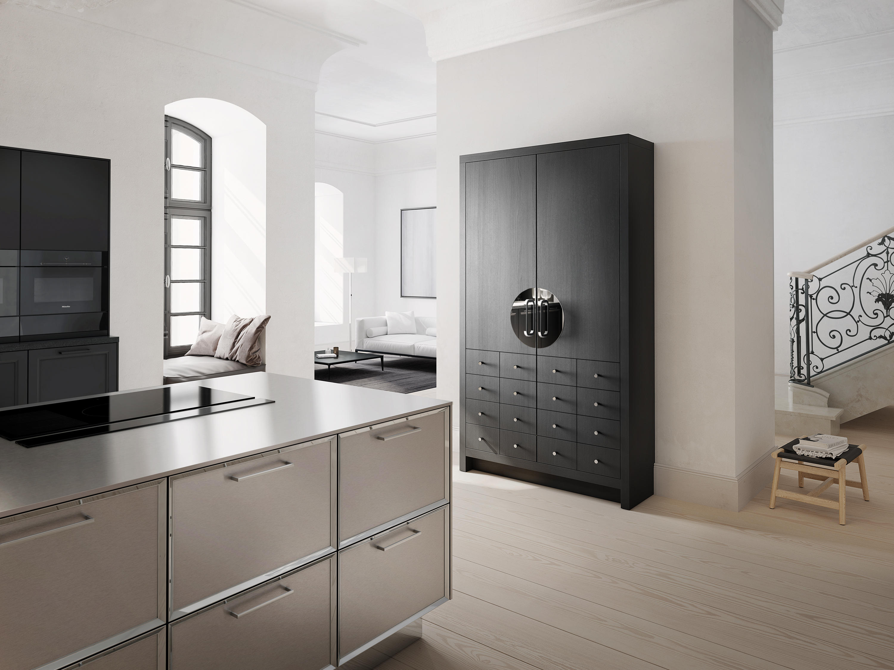 Clic Ed Kitchens From Siematic Architonic