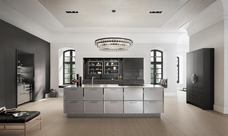 classic cocinas integrales de siematic architonic. Black Bedroom Furniture Sets. Home Design Ideas