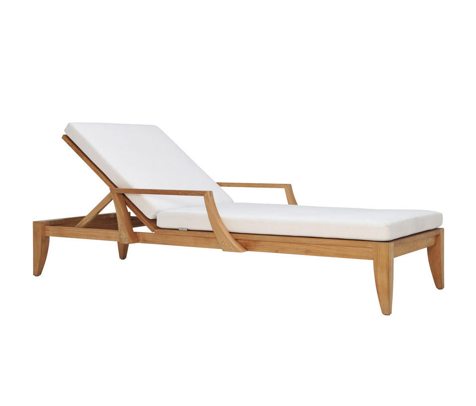 relais chaise lounge with arms sun loungers from janus et cie architonic. Black Bedroom Furniture Sets. Home Design Ideas