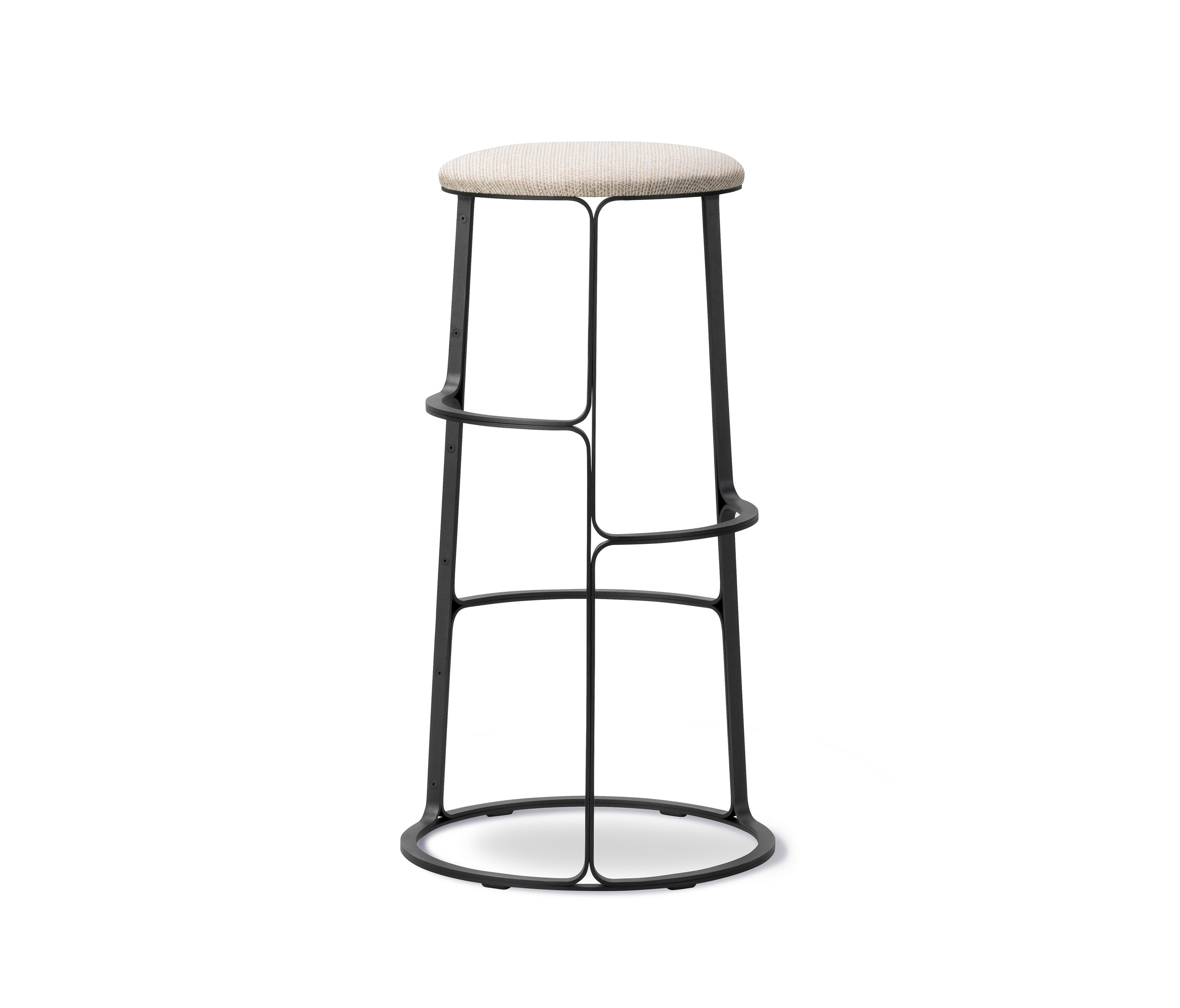 Barbry Stool   Seat Upholstered By Fredericia Furniture | Bar Stools