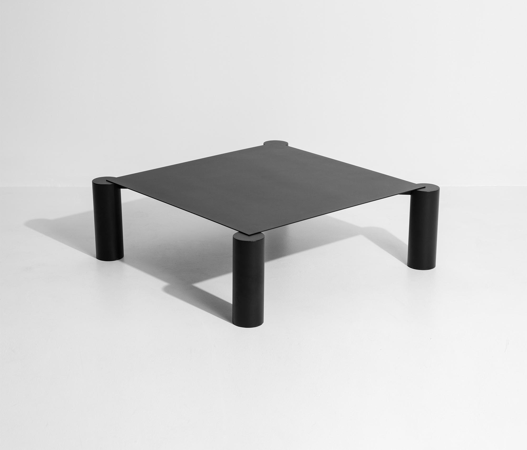 Thin Square Coffee Tables From Petite Friture Architonic