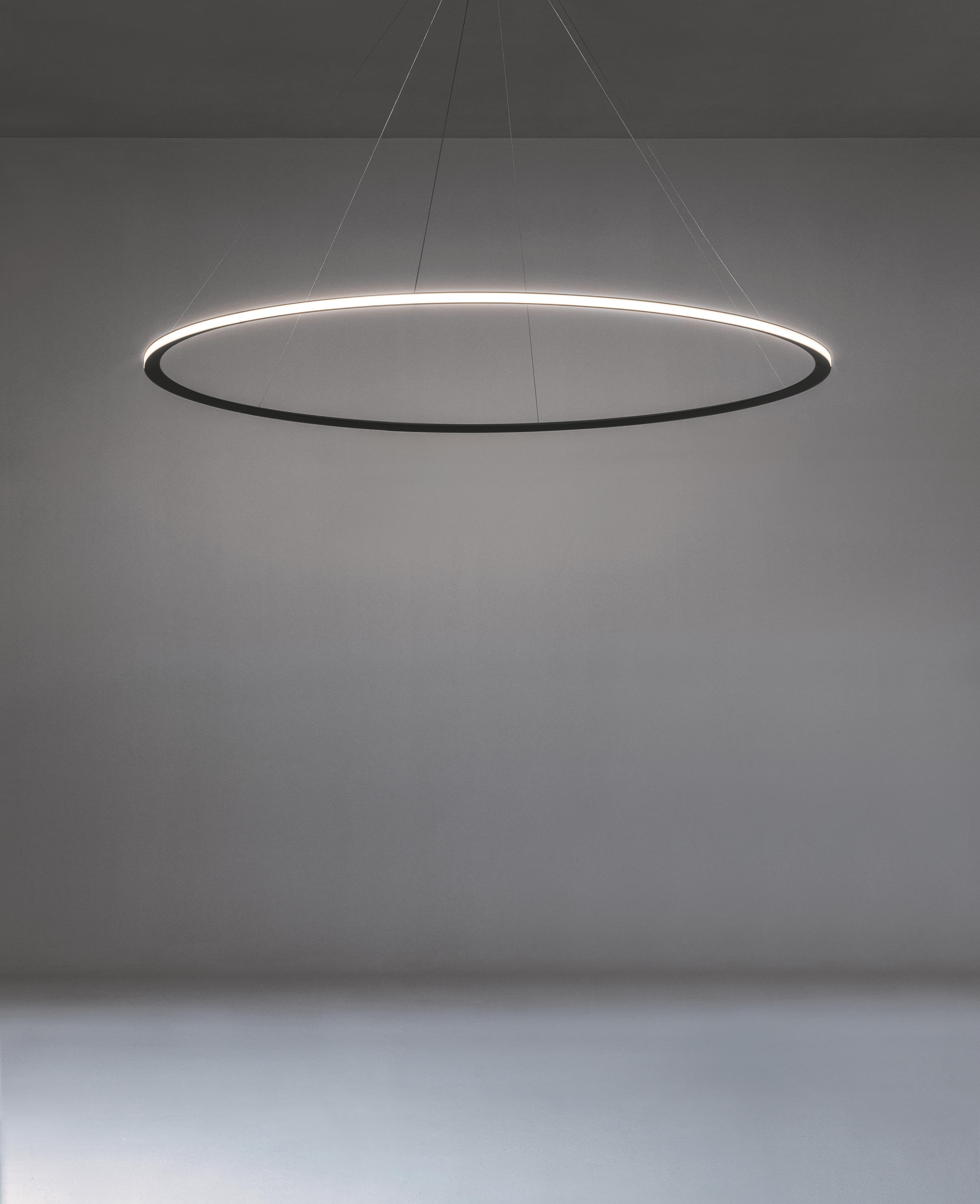 Circular Suspended Lights From Grok Architonic