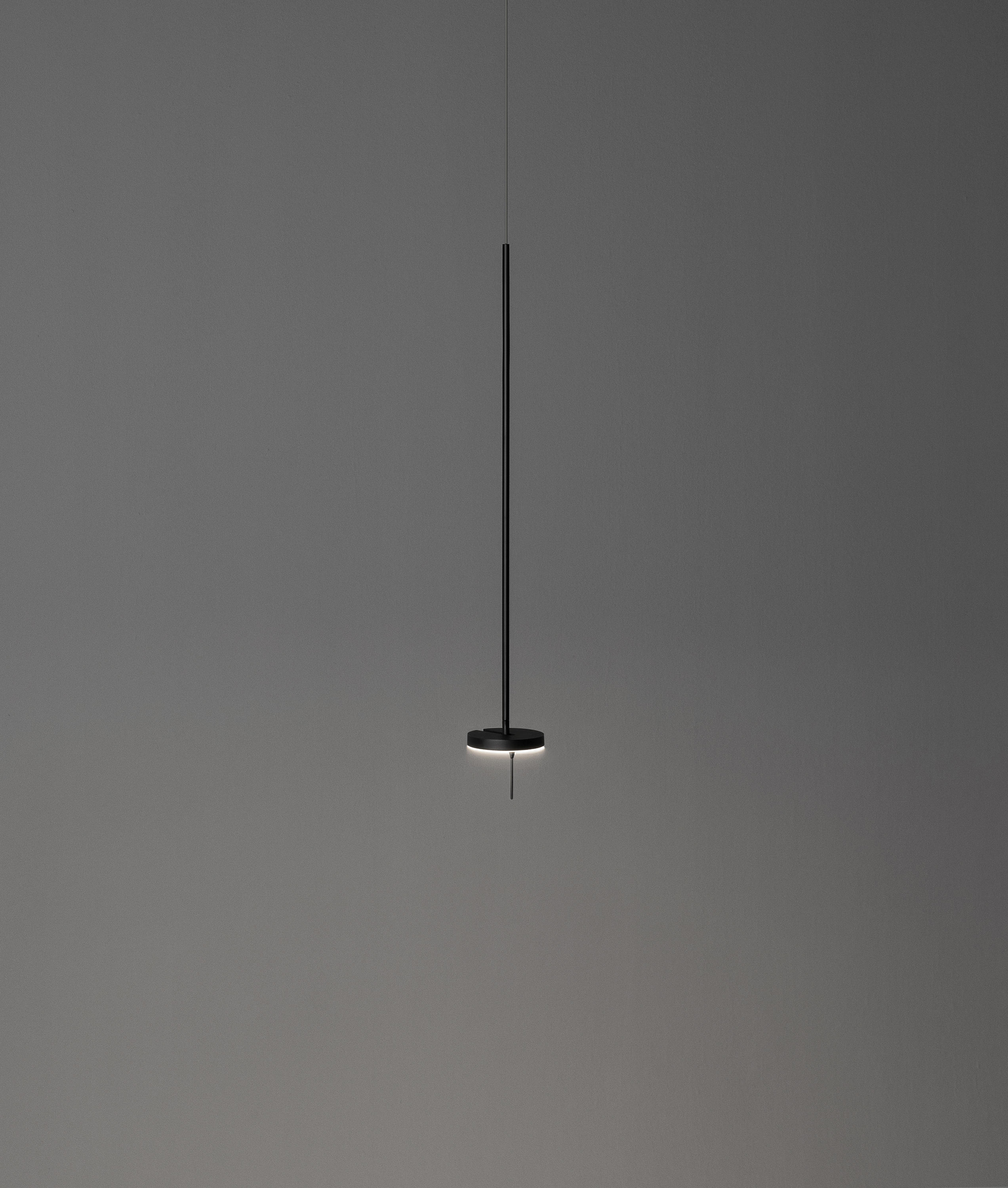 invisible suspended lights from grok architonic