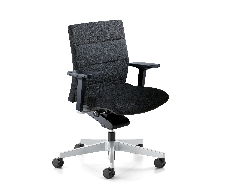 Champ 1c62 task chairs from interstuhl b rom bel gmbh for Buero moebel