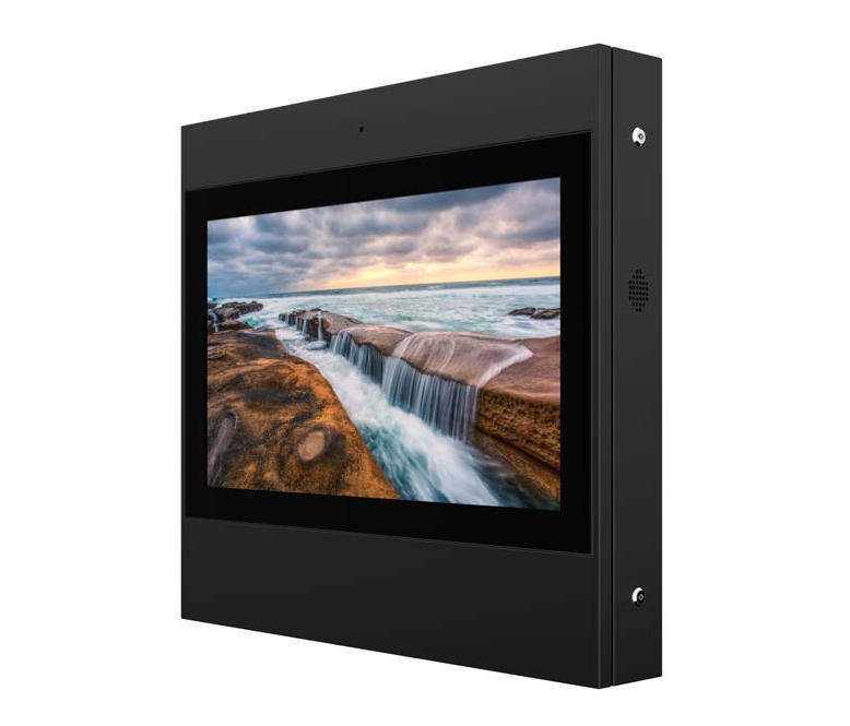 Wall Mounted Outdoor Digital Signage Architonic