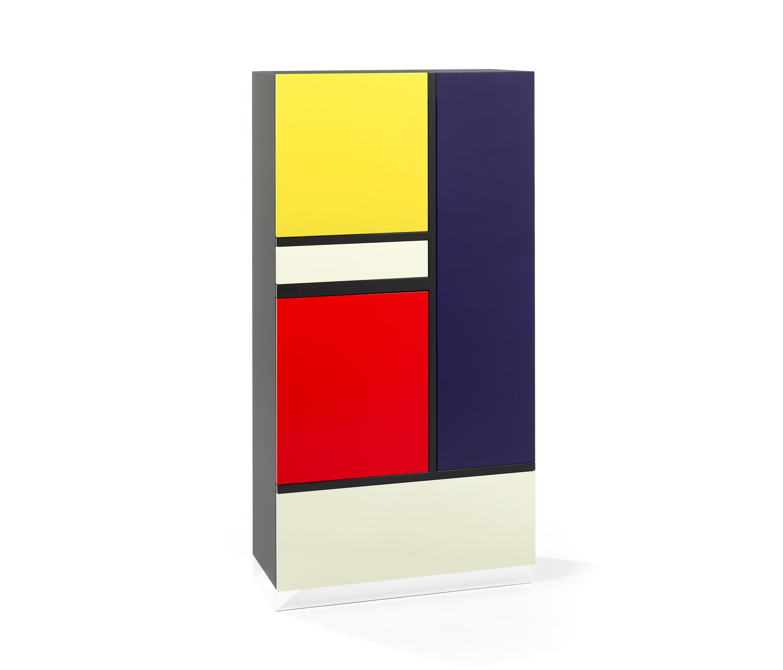 MONDRIAN CABINET - Sideboards from Röthlisberger Kollektion | Architonic