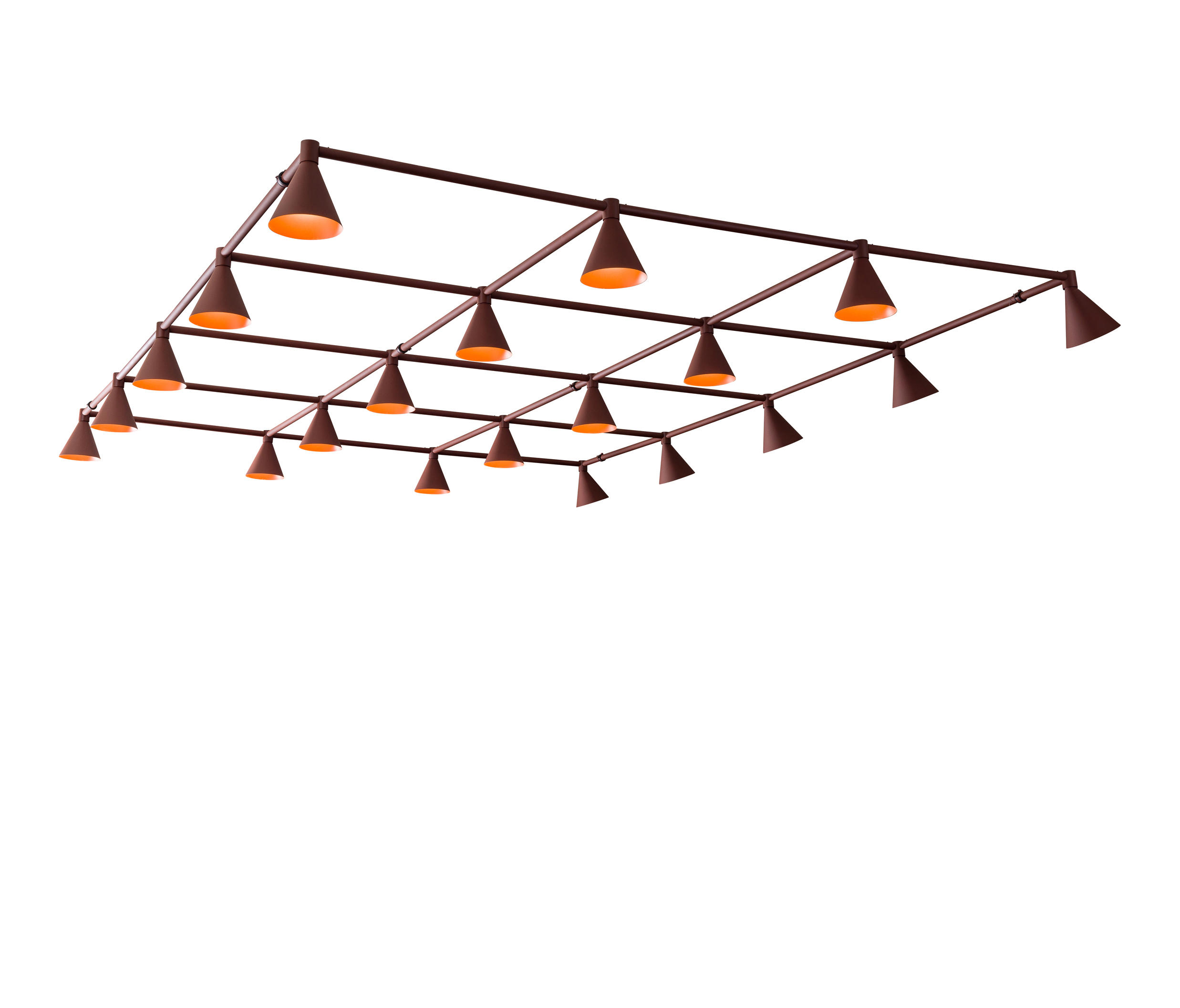 Ceiling Lights From Blond Belysning