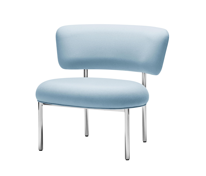 font bold lounge chair von mobel copenhagen sessel