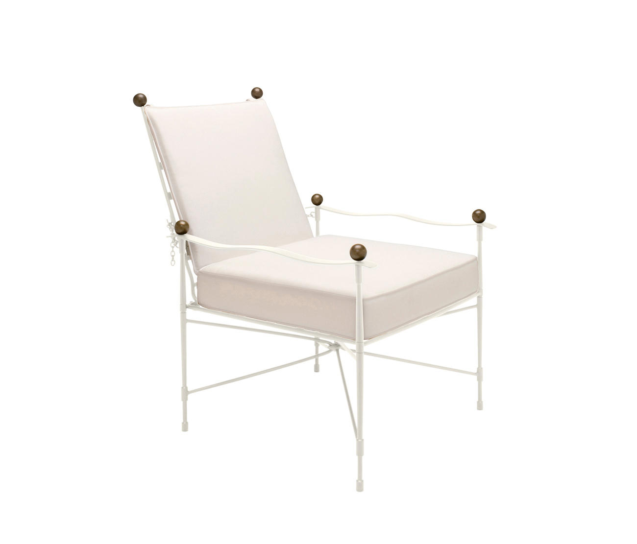 Tremendous Amalfi Adjustable Chain Back Lounge Chair Architonic Gmtry Best Dining Table And Chair Ideas Images Gmtryco