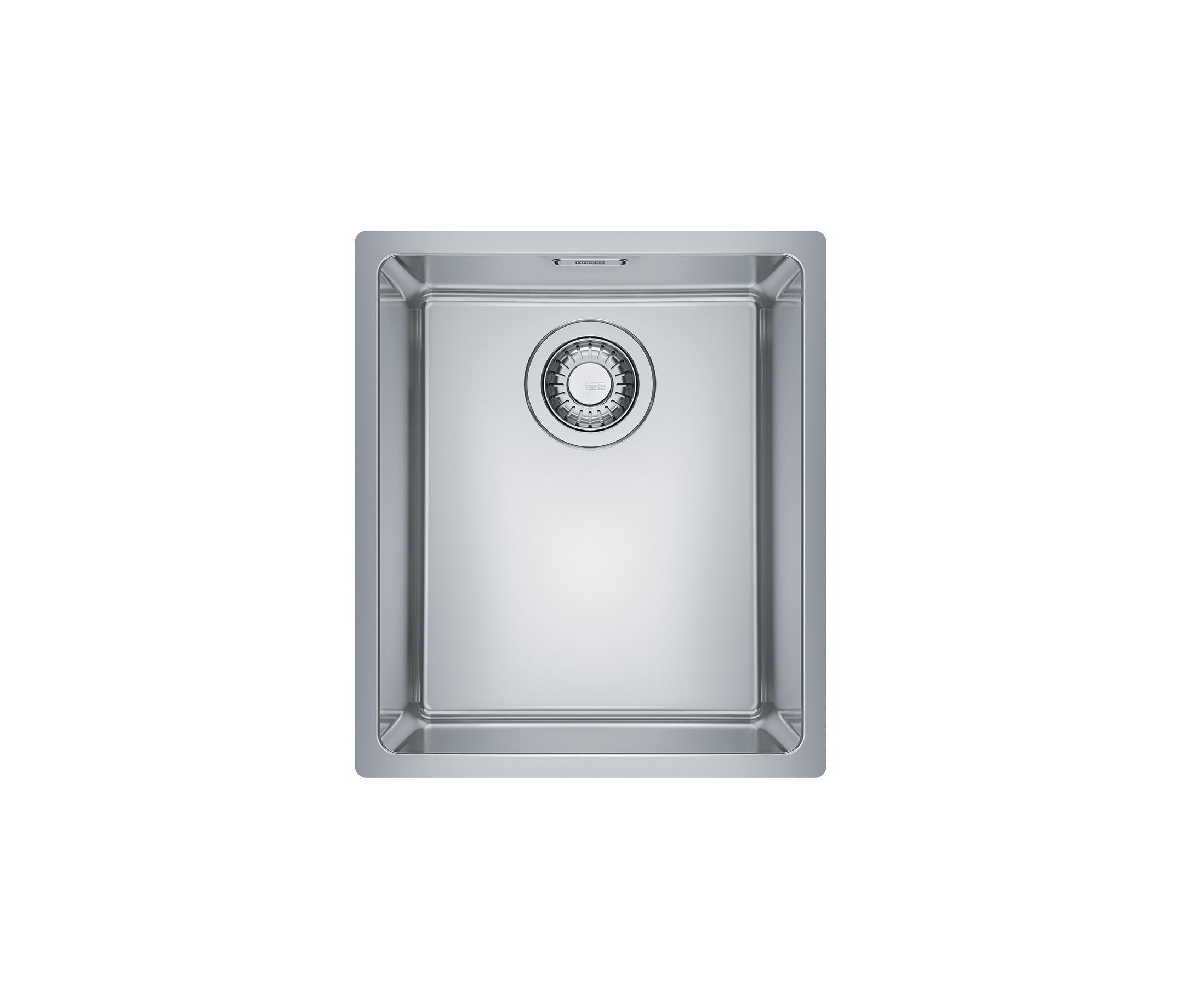 Maris sink mrx 110 34 stainless steel by franke kitchen systems kitchen sinks