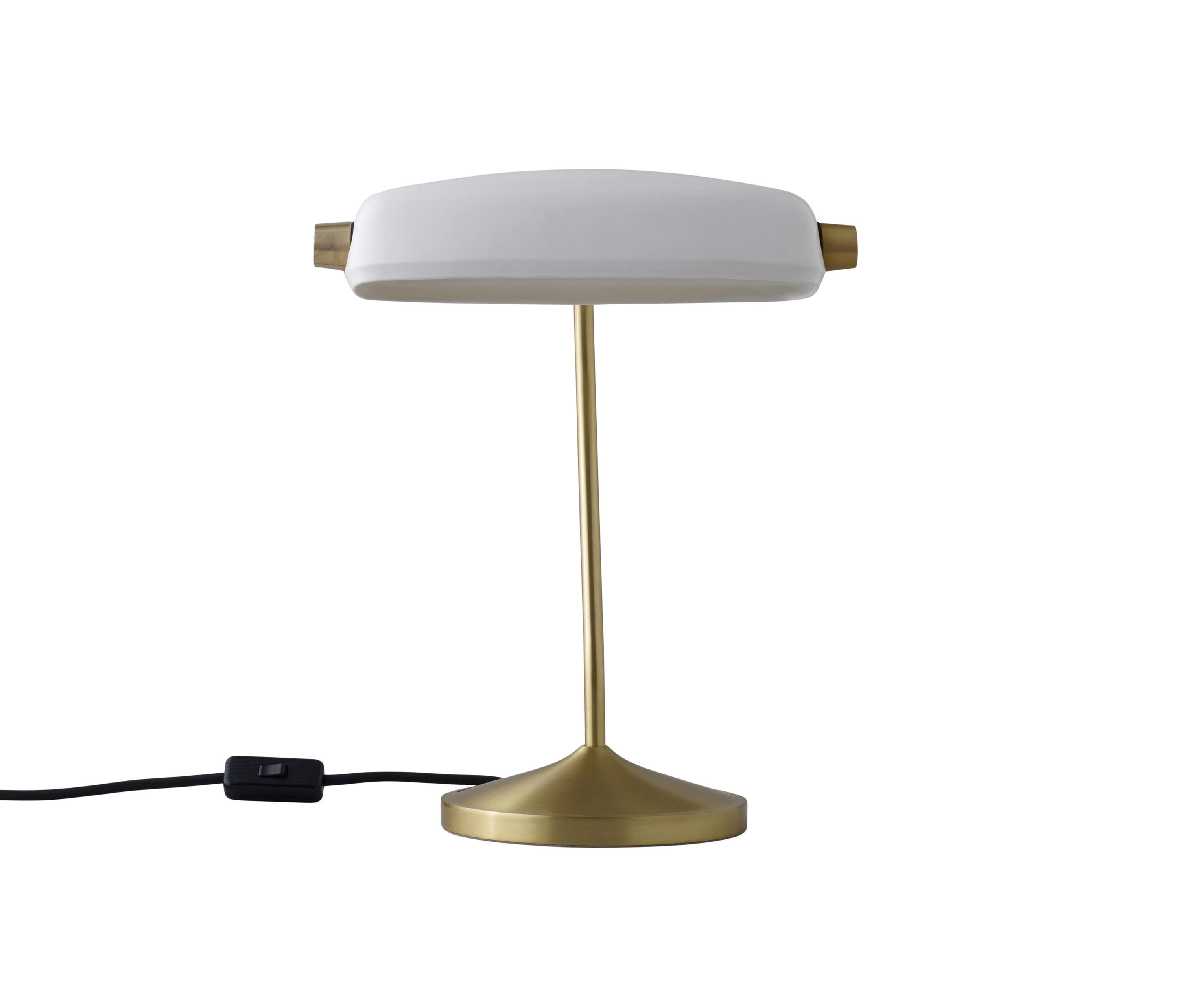 mean lamp innovation most bankers copper arm desk lamps best table glass swing