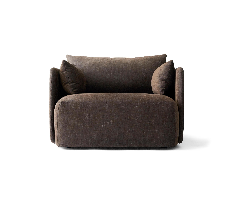 Offset Sofa 1 Seater Designer