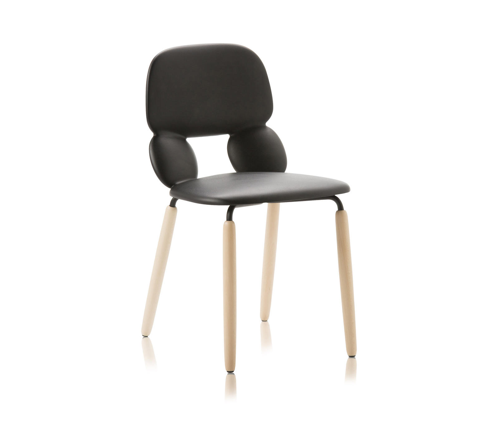 Chairs And More: NUBE W - Chairs From CHAIRS & MORE